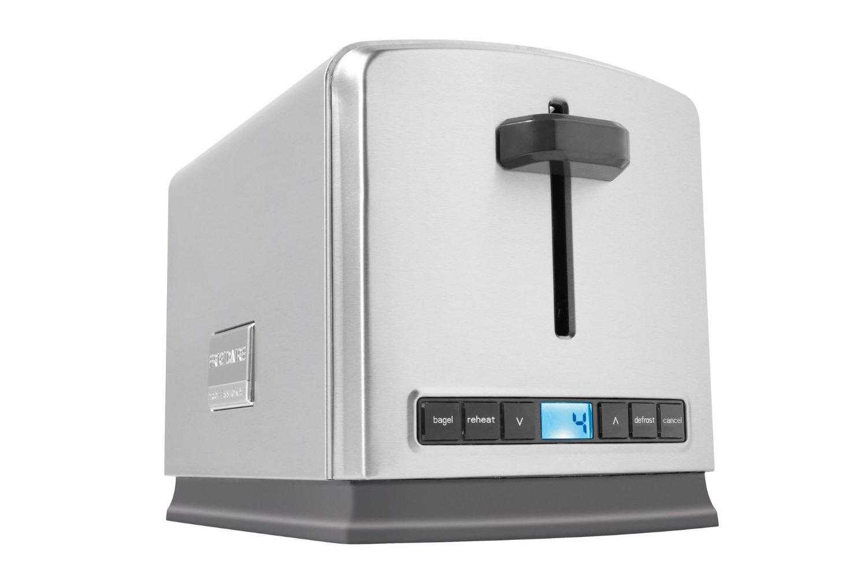 Frigidaire Stainless 2-Slice Wide Slots Toaster - PickmyToaster