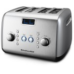 KitchenAid 4-Slice Toaster with One-Touch Lift