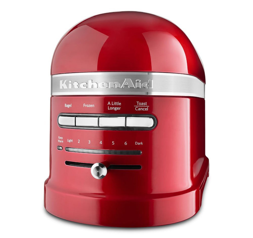 Kitchenaid Candy Apple Red Pro Line Toaster Pickmytoaster